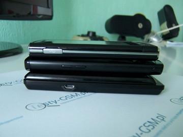 LG GM360 Bali, Motorola Milestone, Samsung Wave