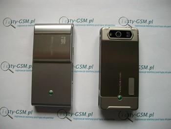 Sony Ericsson Satio i Sony Ericsson Xperia X1